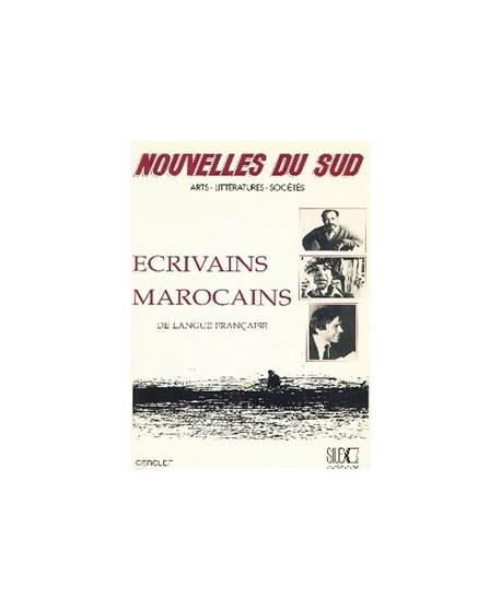 Ecrivains Marocains de langue française. Entre la marginalité littéraire et l'identité nouvelle
