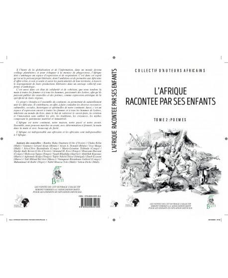 L'Afrique racontée par ses enfants - Tome 2 : Poèmes