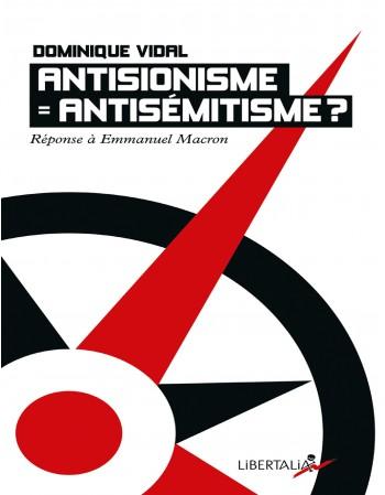 Antisionisme antisémitisme ?