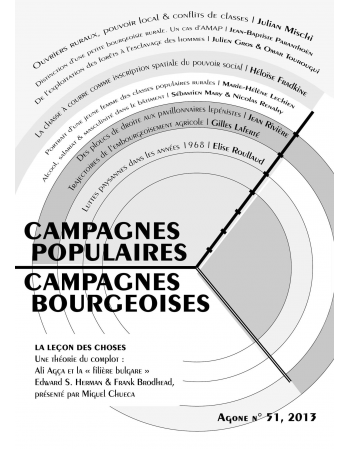 Campagnes populaires,...