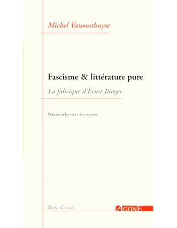 Fascisme et littérature pure